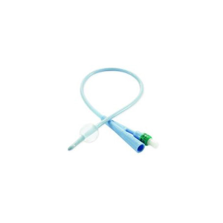 Dover 100% Silicone Foley Catheter