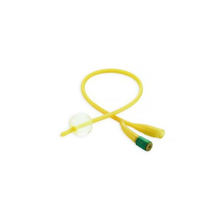 Dover 100% Silicone Coated Latex Foley Catheter