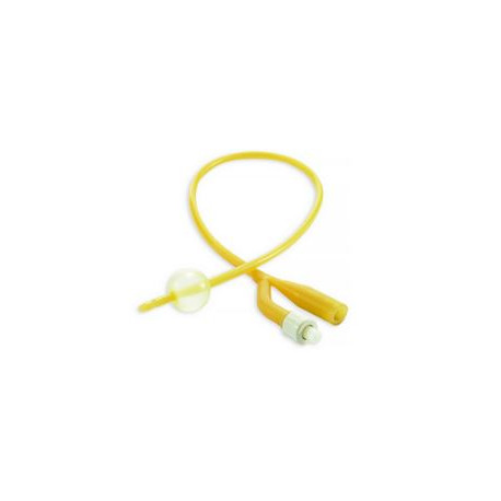 Dover Hydrogel Coated Latex Foley Catheter