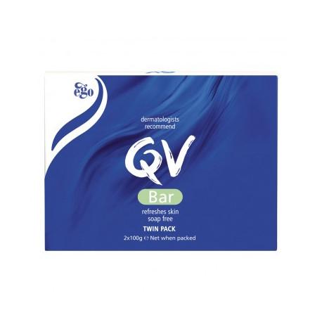 Ego QV Bar 100g -2 Pack